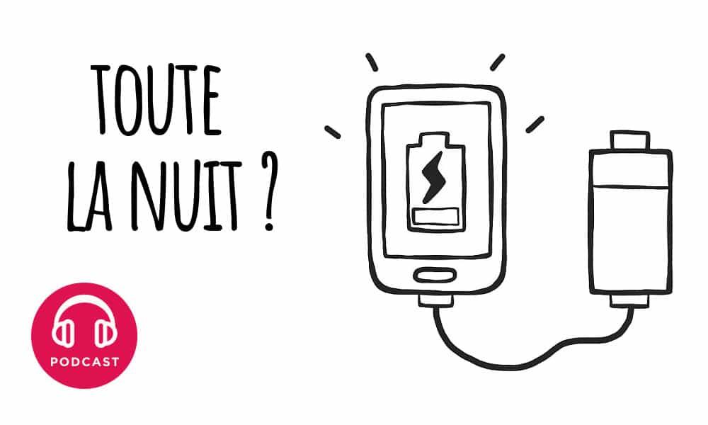 Peut-on laisser son smartphone charger toute la nuit ?
